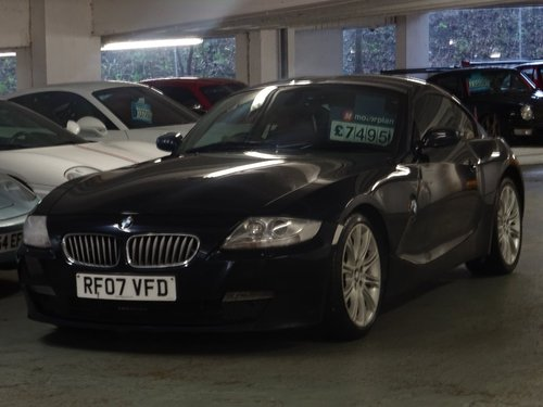 2007 BMW Z4 3.0 si Sport 2dr AUTO/TIP FULL RED LTHR INT For Sale (picture 4 of 6)