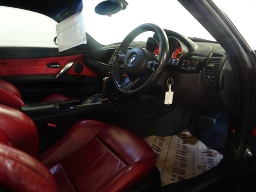 2007 BMW Z4 3.0 si Sport 2dr AUTO/TIP FULL RED LTHR INT For Sale (picture 6 of 6)