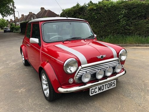 Rover Mini Cooper Sport in Solar only 4k 2001 Y reg For Sale (picture 1 of 6)