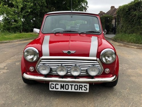 Rover Mini Cooper Sport in Solar only 4k 2001 Y reg For Sale (picture 2 of 6)