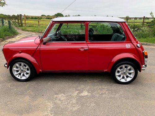 Rover Mini Cooper Sport in Solar only 4k 2001 Y reg For Sale (picture 3 of 6)