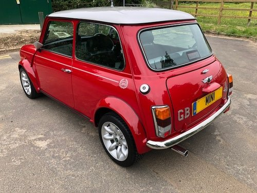 Rover Mini Cooper Sport in Solar only 4k 2001 Y reg For Sale (picture 4 of 6)