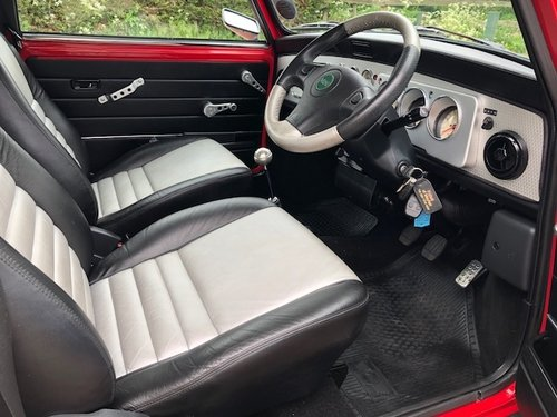 Rover Mini Cooper Sport in Solar only 4k 2001 Y reg For Sale (picture 5 of 6)