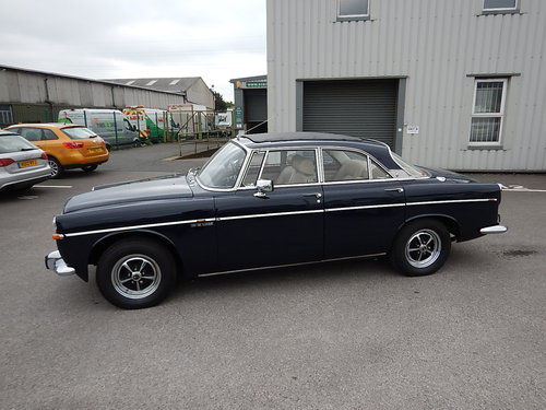 1969 ROVER P5b Coupe 3.5 Litre V8 Automatic SOLD (picture 1 of 6)