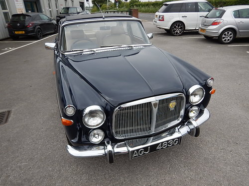 1969 ROVER P5b Coupe 3.5 Litre V8 Automatic SOLD (picture 2 of 6)