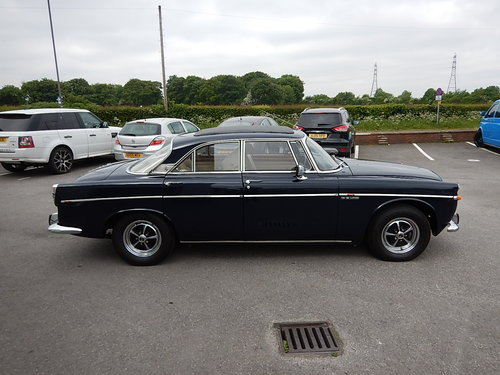 1969 ROVER P5b Coupe 3.5 Litre V8 Automatic SOLD (picture 3 of 6)