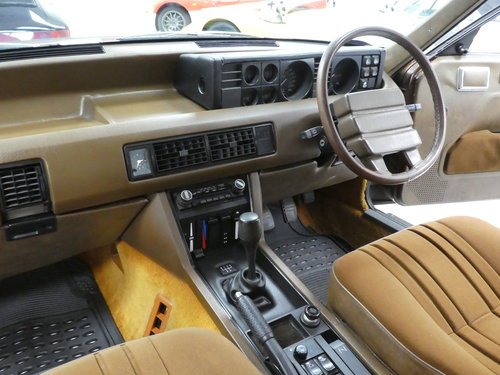 1980 Rover SD1 3500 V8 Rare Manual - Immaculate SOLD (picture 5 of 6)