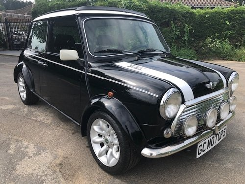 1997 Rover Mini Cooper Sport Left hand drive For Sale (picture 2 of 6)