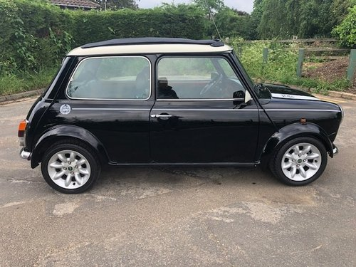1997 Rover Mini Cooper Sport Left hand drive For Sale (picture 3 of 6)