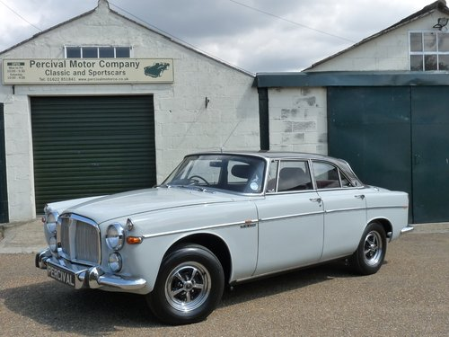 1970 Rover 3.5 litre P5b Coupe, SOLD SOLD (picture 1 of 6)