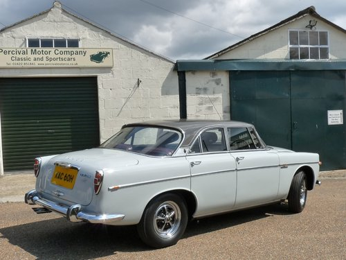 1970 Rover 3.5 litre P5b Coupe, SOLD SOLD (picture 2 of 6)