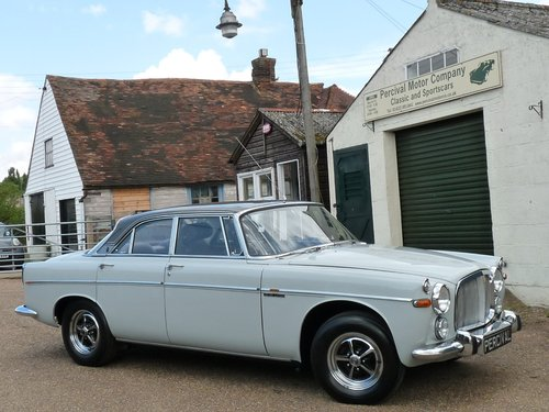 1970 Rover 3.5 litre P5b Coupe, SOLD SOLD (picture 5 of 6)