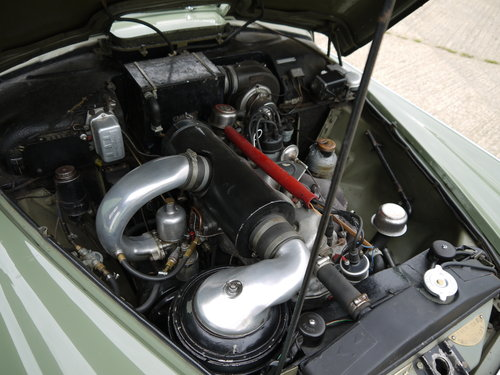 1960 ROVER P4 100 SALOON WITH OVERDRIVE - GREAT VALUE !! SOLD (picture 6 of 6)