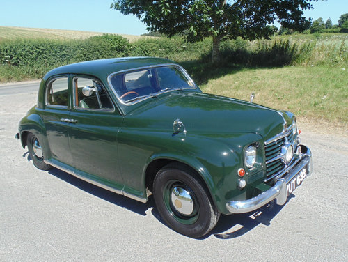 1951 Rover P4 75 Cyclops SOLD (picture 2 of 6)