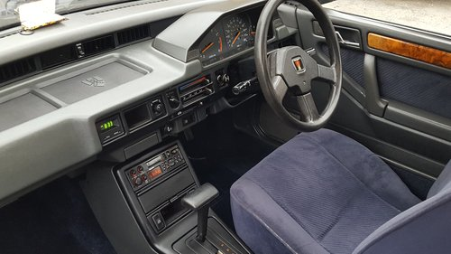 rover 213 se sold reg 1989 miles automatic classic via been