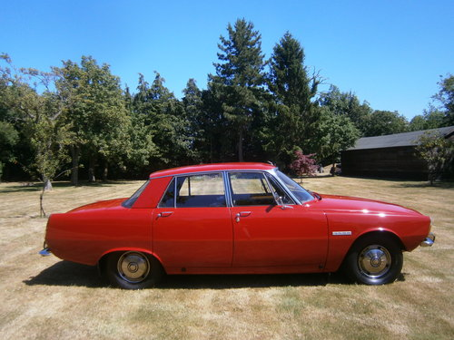 1970 Rover Three Thousand Five P6 V8 SOLD (picture 1 of 6)