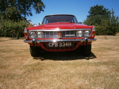 1970 Rover Three Thousand Five P6 V8 SOLD (picture 2 of 6)