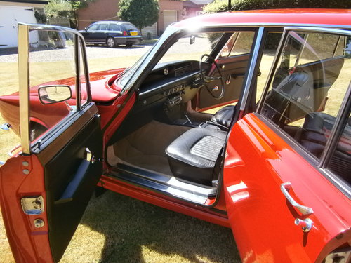 1970 Rover Three Thousand Five P6 V8 For Sale (picture 4 of 6)