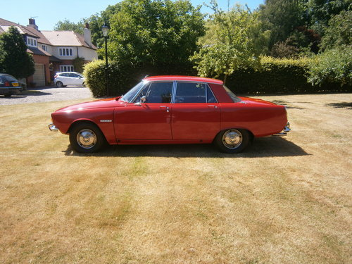 1970 Rover Three Thousand Five P6 V8 For Sale (picture 6 of 6)
