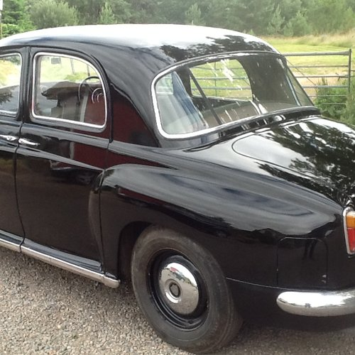 1960 Very nice Rover 90 P 4 SOLD (picture 3 of 6)