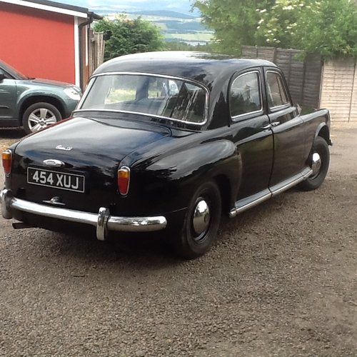 1960 Very nice Rover 90 P 4 SOLD (picture 4 of 6)