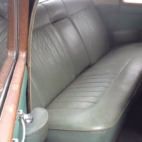 1960 Very nice Rover 90 P 4 SOLD (picture 5 of 6)