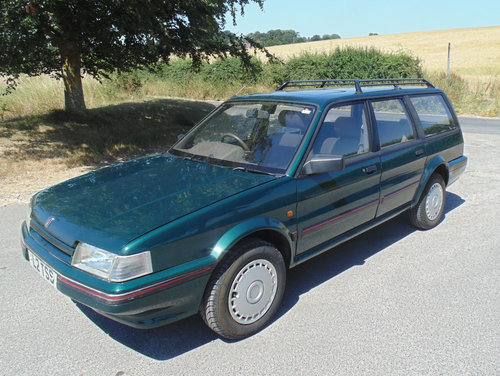 1994 Rover Montego Estate Turbo Diesel SOLD (picture 1 of 6)