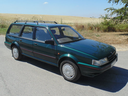 1994 Rover Montego Estate Turbo Diesel SOLD (picture 2 of 6)