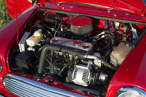 1997 Rover Mini Mpi 6000 Miles Since Rebuild For Sale Car And