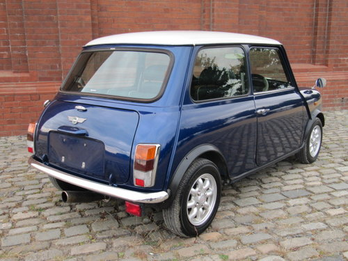 1998 ROVER MINI CLASSIC , LOW MILEAGE , FRESH JAPANESE
