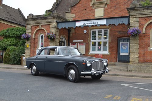 1963 Rover P5 3 Litre Saloon For Sale (picture 1 of 6)