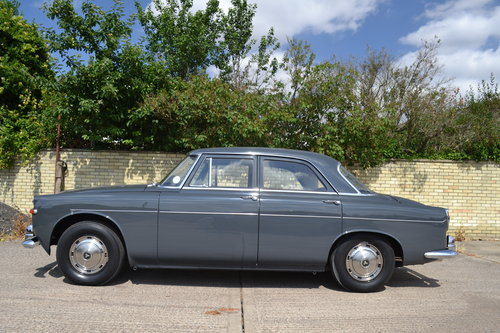 1963 Rover P5 3 Litre Saloon For Sale (picture 3 of 6)