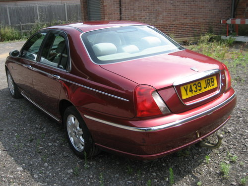 2001 Rover 75 Club CDT Diesel SOLD (picture 3 of 6)