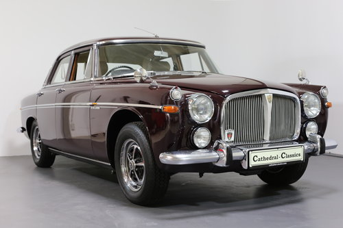 1971 Bring it HOME! - Rover P5B Saloon 3.5 Litre V8  SOLD (picture 3 of 6)