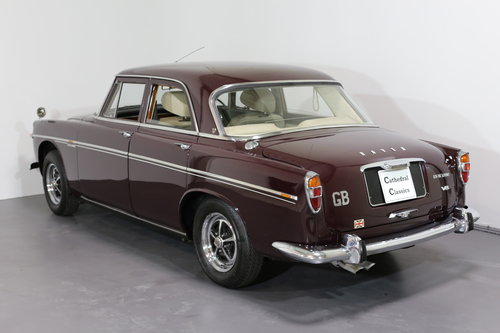 1971 Bring it HOME! - Rover P5B Saloon 3.5 Litre V8  SOLD (picture 5 of 6)