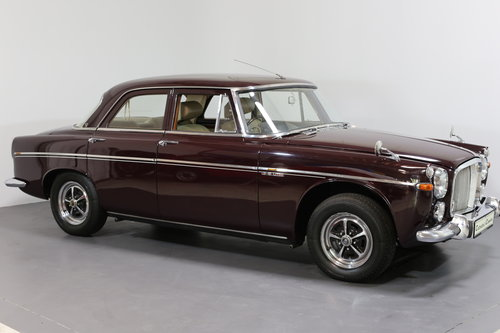 1971 Bring it HOME! - Rover P5B Saloon 3.5 Litre V8  SOLD (picture 6 of 6)