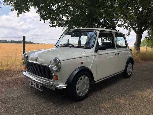 1994 Rover Mini automatic in very good condition 40k Miles For Sale (picture 1 of 6)