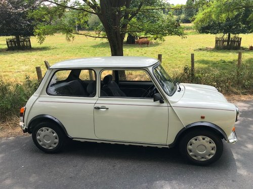 1994 Rover Mini automatic in very good condition 40k Miles For Sale (picture 2 of 6)