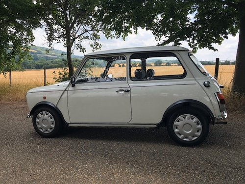 1994 Rover Mini automatic in very good condition 40k Miles For Sale (picture 3 of 6)