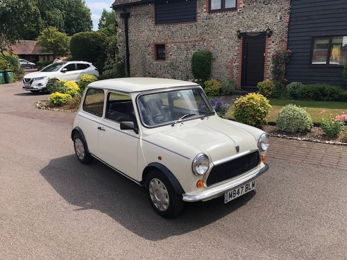 1994 Rover Mini automatic in very good condition 40k Miles For Sale (picture 4 of 6)