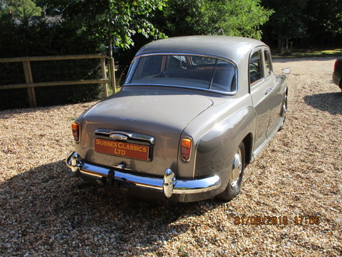 1964 Rover P4 95 (Card Payments Accepted) SOLD (picture 3 of 6)