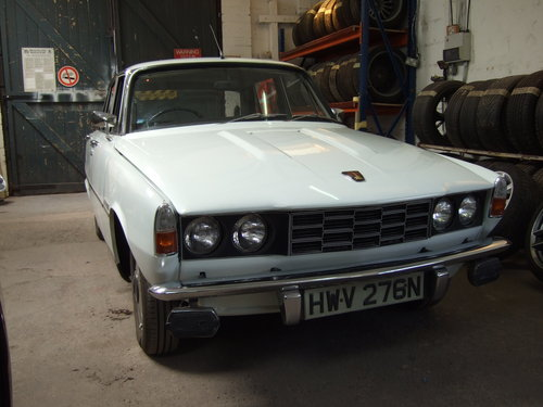 1975 Rover 2200 manual  For Sale (picture 2 of 6)