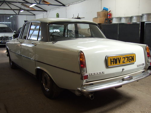 1975 Rover 2200 manual  For Sale (picture 4 of 6)