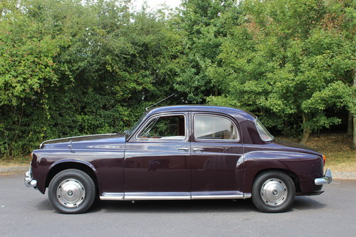 1963 ROVER 110 SALOON - OVERDRIVE  For Sale (picture 2 of 6)