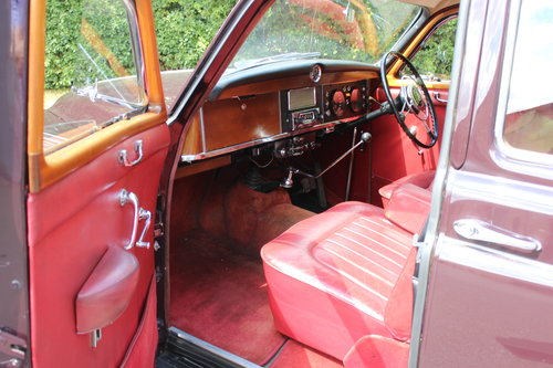 1963 ROVER 110 SALOON - OVERDRIVE  For Sale (picture 4 of 6)