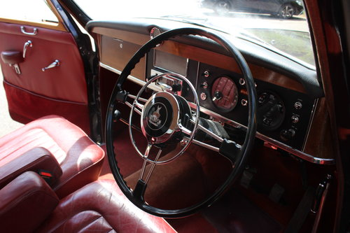 1963 ROVER 110 SALOON - OVERDRIVE  For Sale (picture 5 of 6)