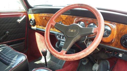 1989 Mini 30 - fantastic condition For Sale (picture 5 of 6)