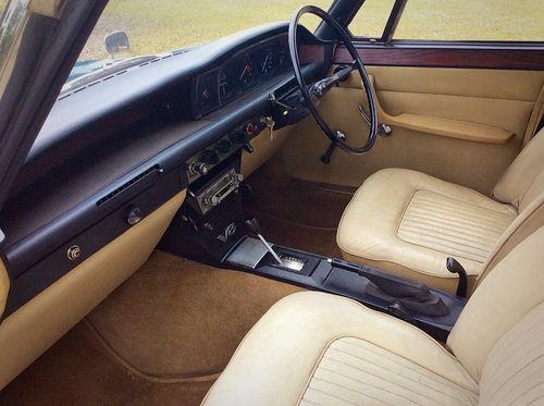 1970 ROVER P6B 3500 V8 AUTO 1 FAMILY OWNED 62000 MILES - POSS PX For Sale (picture 4 of 6)