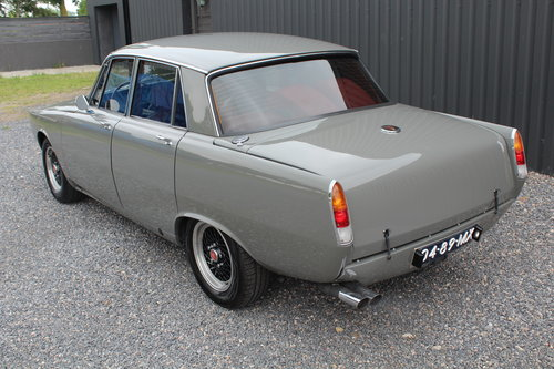 1970 Rover P6 Series 1 3.9 ltr 5-speed manual LHD For Sale (picture 4 of 6)