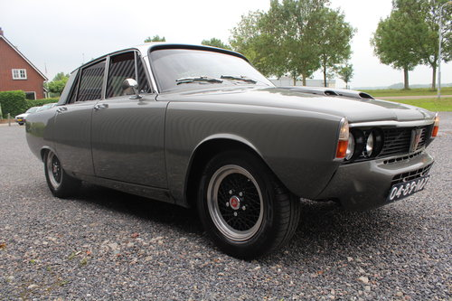 1970 Rover P6 Series 1 3.9 ltr 5-speed manual LHD For Sale (picture 5 of 6)